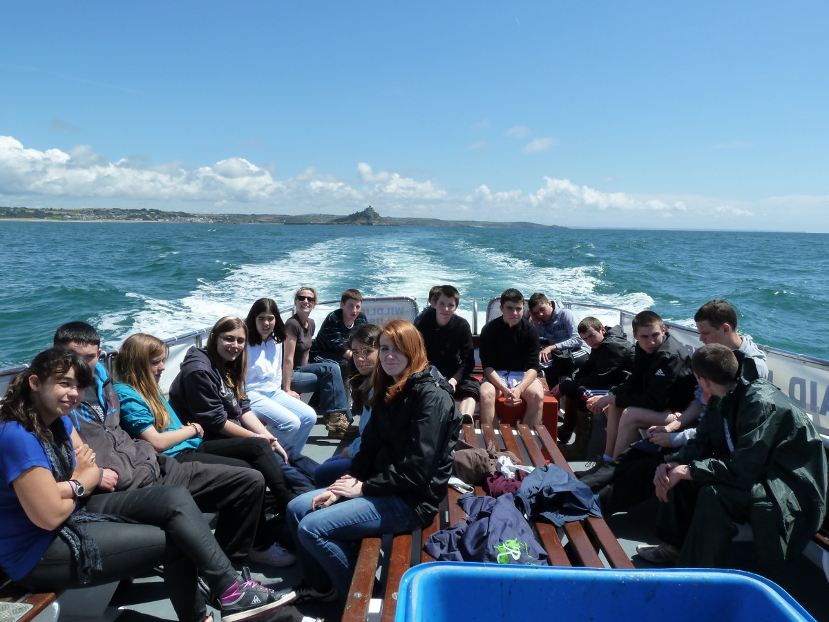 Our range of fishing trips mermaid pleasure trips penzance for Fishing vacation packages