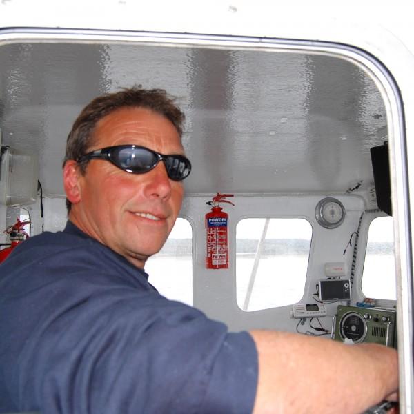 Adrian Thomas, Mermaid Skipper